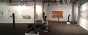 Ausstellung im August